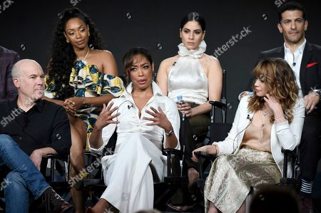 Editorial photo of 2019 Winter TCA - NBCUniversal, Pasadena, USA - 29 Jan 2019