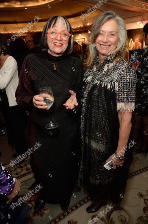 Philippa Perry and Anita Zabludowicz