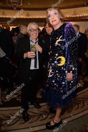 Editorial photo of BFAMI Gala and Art Auction, London, UK - 29 Jan 2019