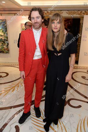 Philip and Charlotte Colbert