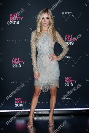 Editorial photo of Whitney Art Party, Arrivals, New York, USA - 29 Jan 2019