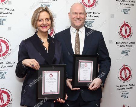 Marianne Elliott and Christopher Harper