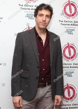 Editorial image of The Critics' Circle Theatre Awards, London, UK - 29 Jan 2019