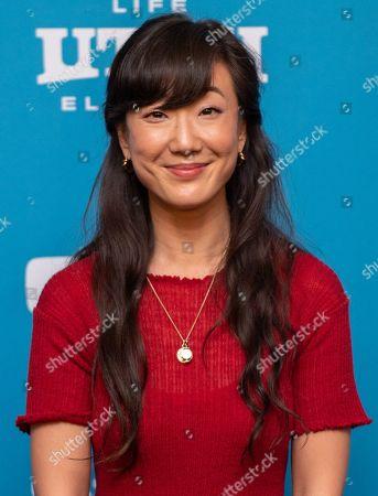 Stock Photo of Jennifer Kim