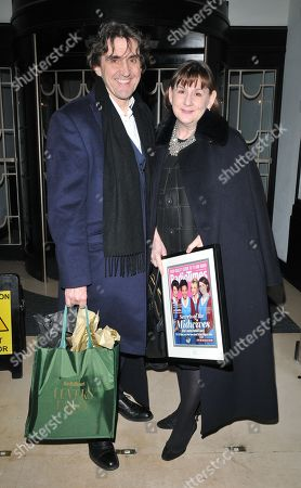 Stephen McGann and Heidi Thomas