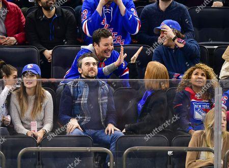 Gian Luca Passi de Preposulo, Jimmy Fallon and Jessica Chastain