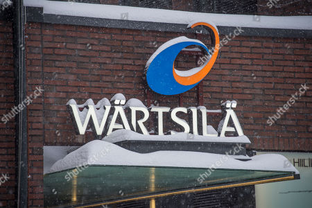 Wartsila annual results press conference Helsinki Stock