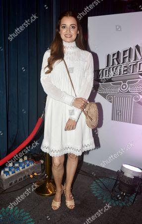 Actress Dia Mirza