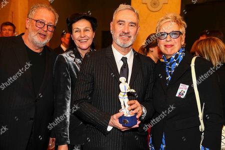 Editorial photo of Bavarian Film Award, Munich, Germany - 25 Jan 2019