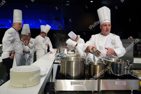 Editorial picture of Bocuse d'or Contest, Lyon, France - 30 Jan 2019