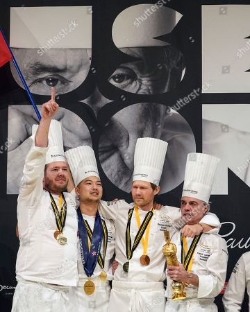 Editorial photo of Bocuse d'or Contest, Lyon, France - 30 Jan 2019