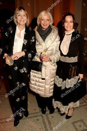 Carol Woolton, Mary Greenwell and Kimberleigh Gelber