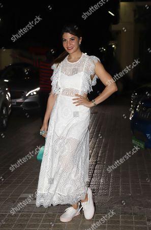 Bollywood actor Jacqueline Fernandez