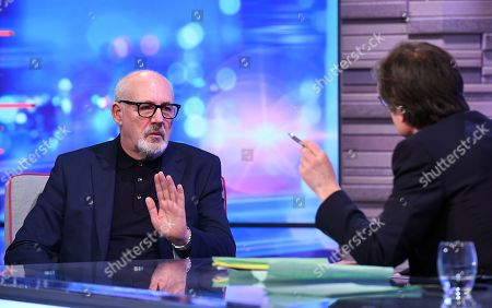 Jon Trickett and Robert Peston
