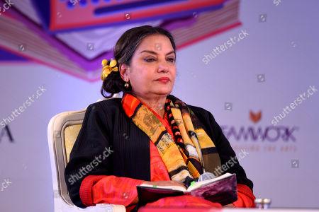 Editorial photo of ZEE Jaipur Literature Festival, India - 27 Jan 2019