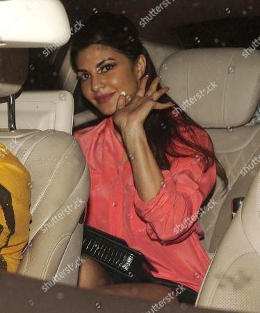 Editorial picture of Sidharth Malhotra birthday celebration, Mumbai, India - 16 Jan 2019
