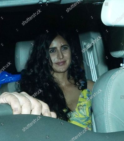 Stock Image of Bollywood actor Katrina Kaif
