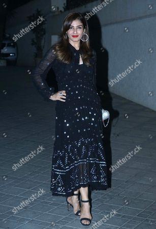 Bollywood actor Raveena Tandon