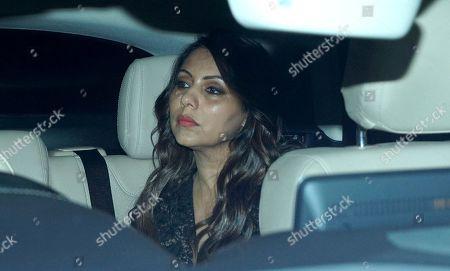 Bollywood actor Shah Rukh Khan ?s wife Gauri Khan