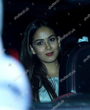 Bollywood actor Shahid Kapoor ?s wife Mira Rajput