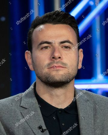 Ben Winston participates in the 'The World's Best' show panel during the CBS presentation at the Television Critics Association Winter Press Tour at The Langham Huntington, in Pasadena, Calif