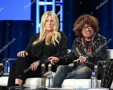 Editorial photo of CBS 'The World's Best' TV show panel, TCA Winter Press Tour, Los Angeles, USA - 30 Jan 2019