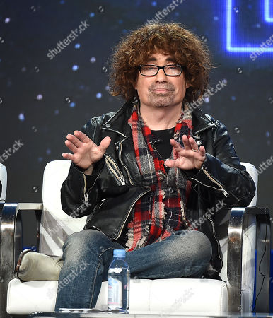 Editorial image of CBS 'The World's Best' TV show panel, TCA Winter Press Tour, Los Angeles, USA - 30 Jan 2019