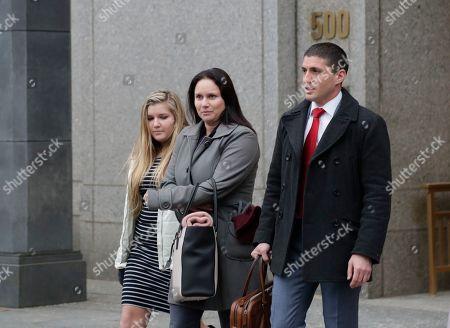 Editorial photo of Treasury Employee Leak Investigation, New York, USA - 30 Jan 2019