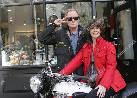 Editorial image of Barbour Heritage store opening, London, Britain - 22 Sep 2009