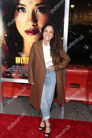 Stock Picture of Alice Braga
