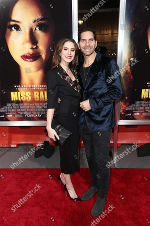Editorial picture of 'Miss Bala' film premiere, Los Angeles, USA - 30 Jan 2019