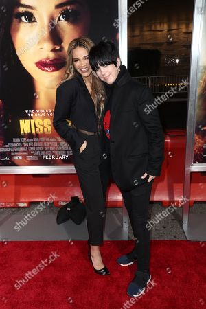 Leslie Grace, Diane Warren