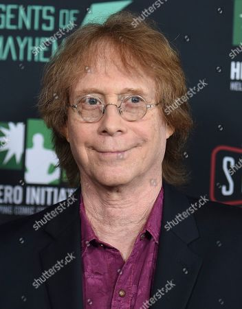 Stock Image of Bill Mumy arrives at Excelsior! A Celebration of the Amazing, Fantastic, Incredible & Uncanny Life of Stan Lee, at the TCL Chinese Theatre in Los Angeles