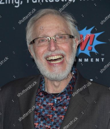 Stock Picture of Marv Walter Wolfman Washington