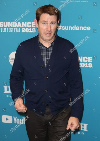 Derek Cecil as he arrives for the premiere of ''The Tomorrow Man'' at the 2019 Sundance Film Festival in Park City, Utah, USA, 30 January 2019. The festival runs from 24 January to 02 February 2019.