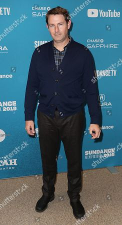 Derek Cecil arrives for the premiere of ''The Tomorrow Man'' at the 2019 Sundance Film Festival in Park City, Utah, USA, 30 January 2019. The festival runs from 24 January to 02 February 2019.