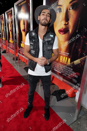 Editorial picture of Columbia Pictures presents the world film premiere of 'Miss Bala' at Regal L.A. Live, Los Angeles, CA, USA - 30 Jan 2019
