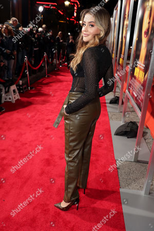 Editorial image of Columbia Pictures presents the world film premiere of 'Miss Bala' at Regal L.A. Live, Los Angeles, CA, USA - 30 Jan 2019