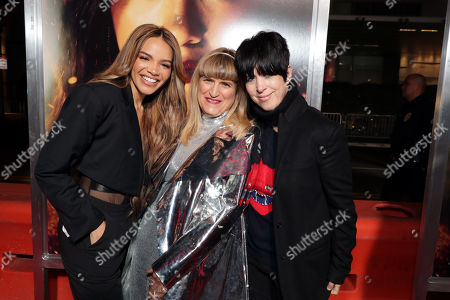 Leslie Grace, Catherine Hardwicke, Director/Executive Producer, and Diane Warren