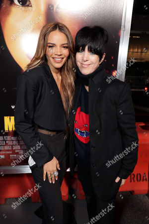 Leslie Grace and Diane Warren