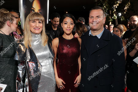 Catherine Hardwicke, Director/Executive Producer, Gina Rodriguez and Kevin Misher, Producer,
