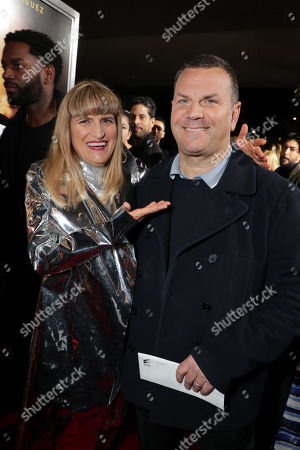 Catherine Hardwicke, Director/Executive Producer, and Kevin Misher, Producer,