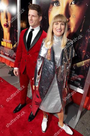 Matt Lauria and Catherine Hardwicke, Director/Executive Producer,