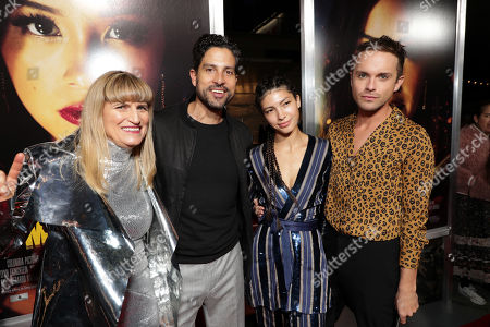 Catherine Hardwicke, Director/Executive Producer, Adam Rodriguez, Grace Gail and Thomas Dekker