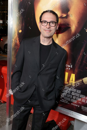 Alex Heffes, Composer, seen at Columbia Pictures presents the World Premiere of MISS BALA at Regal L.A. Live