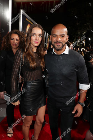 Guest and Amaury Nolasco