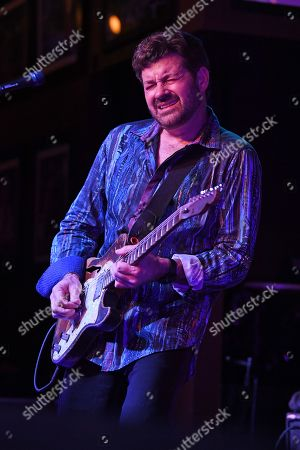 Stock Photo of Tab Benoit