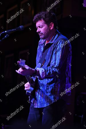 Editorial photo of Tab Benoit in concert at The Funky Biscuit, Boca Raton, USA - 30 Jan 2019
