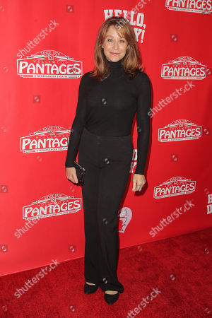 Editorial photo of 'Hello, Dolly!' opening night, Pantages Theatre, Los Angeles, USA - 30 Jan 2019