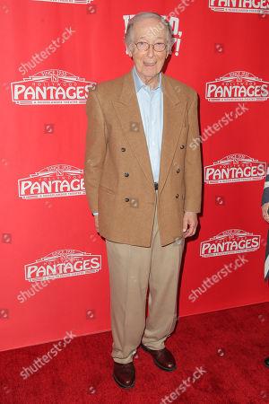 Stock Photo of Bernie Kopell